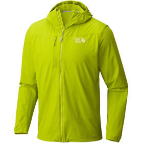 Mountain Hardwear M's Super Chockstone Hooded Jacket Fresh Bud